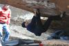 We spent the first days in Albarracin, Spain. The Winter-Experience
